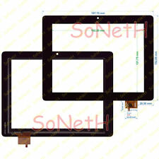 "Vetro Touch screen Digitizer 8,0"" Mediacom SmartPad 875S23G M-MP875S23G Nero"