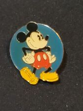 Disney pin Disney Channel 10th Anniversary 1993 vintage mickey mouse retro a44