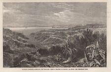 1863 Manukau Harbour Auckland New Zealand