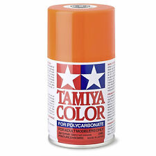 Tamiya 300086024 ps-24 100ml Naranja Neón Color