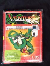 Venture jeu cassette CBS Electronic