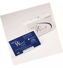 Sheer White BEST Professional Teeth Whitening Strips Films Kit 20% At Home Use
