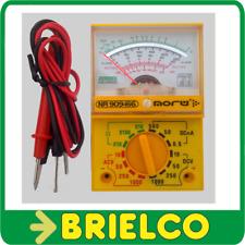 MULTIMETRO ANALOGICO MINIATURA 2000 OHMIOS VOLTIO AC DC DB RESISTENCIAS BD3406