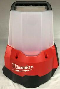 Milwaukee 2144-20 M18 LED Compact Site Light w Flood Bare tool 360 degree, LN