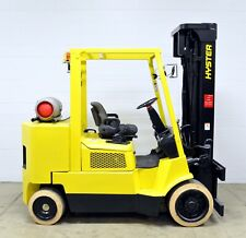 Hyster S120Xms 12000 Lb Lpg Forklift 12000 Boxcar Clamp Ready Rigger Rigging