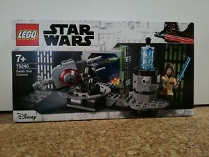Lego Star Wars 75246 Todessternkanone Neu Und OVP Versiegelt