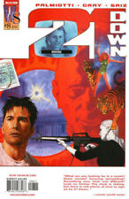 21 DOWN #8 (2003) 1ST PRINT BAGGED & BOARDED WILDSTORM