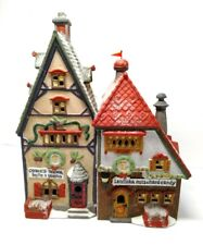 Department 56 North Pole Obbie'S Books & Letrinka'S Candy #5624-3