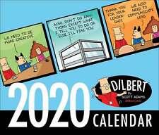 Dilbert Desk Calendar 2020