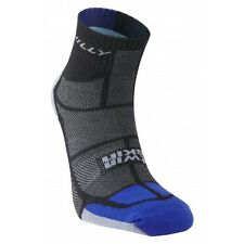 Hilly Urban Twin Skin Mens Tactel Running Wicking Anklet Trainer Socks S