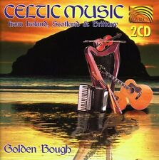 Golden Bough - Celtic Music from Ireland Scotland & Brittany [New CD]