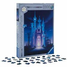 Disney 1/10 Cinderella Castle Collection Ravensburger Jigsaw Puzzle 1000 pcs New