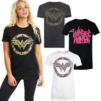 DC Comics - Wonder Women - Official Licensed - Ladies - T-shirts - S-XL