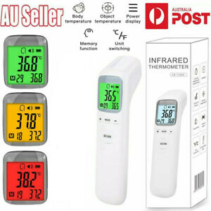 Forehead Thermometer Non-contact Infrared IR Safty Temperature Digital Body