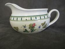 H8  Lenox Casual Images Summer Terrace Gravy Boat