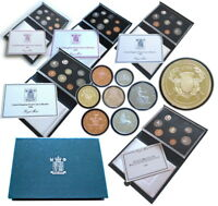 1983 to 1999 UK Proof Coin Year Set Birthday Gift Royal Mint - Multi Listing