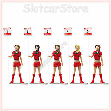Carrera 21123 Grid Ladies (5 Figuren) Slotcar Dekoration 1:32 (auch 1:24 1:43)