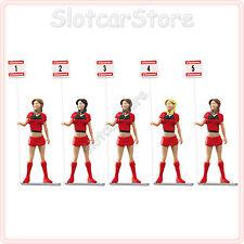 Carrera 21123 Grid Ladies (5 Figuren) Slotcar Dekoration 1:32 (auch 1:24 1:43)