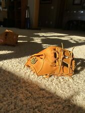 Gloveworks x Davis relacing Baseball Glove