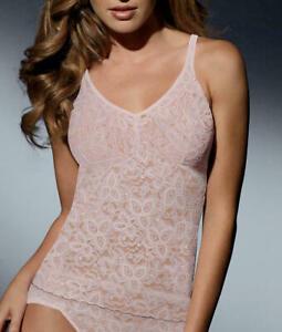 Bali Shapewear Lace N Smooth Firm Tummy-Control Camisole L 8L12