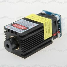 445nm 2.3W 2300mW Blue Laser Module With TTL/PWM For DIY Laser Cutter Engraver