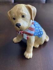 Lenox American Puppy Dog Porcelain Figure