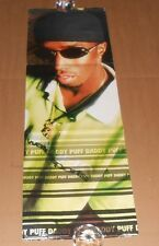 Puff Daddy Promo Original Poster 12x36 #7089