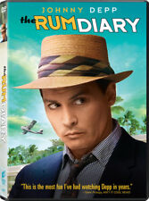 The Rum Diary [New DVD] Ac-3/Dolby Digital, Dolby, Subtitled, Widescreen