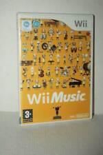 Wii MUSIC GIOCO USATO NINTENDO Wii EDIZIONE ITALIANA PAL FR1 54539