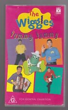The Wiggles; Yummy Yummy - ABC Video - VHS Video Cassette