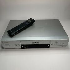 Panasonic NV-HV61 Vhs Player Tested Fully Working Remote Scart