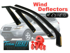 Hyundai Santa Fe  2006 - 2012  5.doors  Wind deflectors 4.pc  HEKO  17243