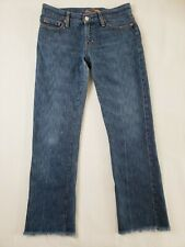 Womens SEVEN7 Jeans Boot Cut Size 27 Preowned