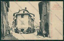 Firenze Figline Valdarno cartolina QQ2319