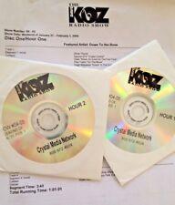 RADIO SHOW: DAVE KOZ SHOW 1/31/04 PAUL TAYLOR, SADE, SPECIAL EFX, JOE McBRIDE