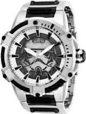 Invicta 27117 Star Wars Stormtrooper Men's 51mm Automatic Two-tone Steel Watch