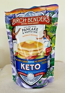 Birch Benders Keto Pancake and Waffle Mix  10 oz
