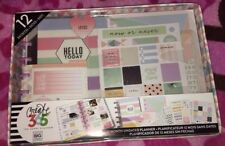 Create 365 The Happy Planner MINI PLANNER Box Gift Kit SPRING PASTELS NEW