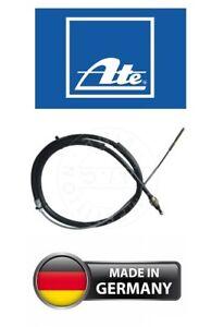 NOS ATE German Parking Brake Cable 357609721E VW Volkswagen Passat 1990 to 1994