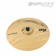 "Sabian HHX Evolution 17"" Crash Brilliant Cymbal Becken Drums   *TOPDEAL *"