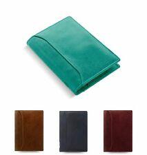 Filofax Pocket Organizer Leder A7 Terminplaner Zeitplaner Ringbuch Slim Lockwood
