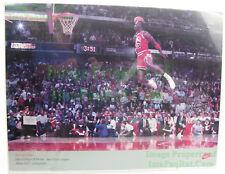 NITF Old Stock Foam Board Pack Nike Poster Michael Jordan MVP 1988 Dunk 1st Prnt