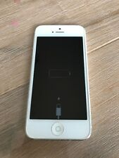 Apple iPhone 5 - 32GB - White & Silver (Unlocked) A1429 (GSM) (AU Stock)