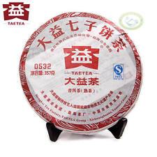 0532 * Menghai Dayi Beeng Pu-erh Tea 2011 357g Ripe -Batch 1101