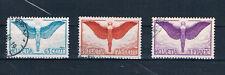 Schweiz Mi.nr. 189 - 191,Flugpostmarken,gestempelt