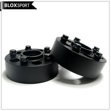 2x50mm 5x112 66.5 Forged wheel spacers for Mercedes A45 C63 E63 S63 Audi A5 A7