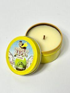 Bath & Body Works Cheers To Capri LIMONCELLO 4 oz Candle Tin New Rare