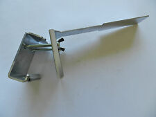 Identiglow Gutter Bracket for Erecting Property Number Solar  Panel onto a Roof