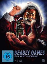 DEADLY GAMES-STILLE NACHT,TOEDLI - (GERMAN IMPORT) BLU-RAY NEW