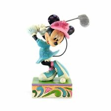 Disney Traditions Minnie Mouse i'd Rather Be Golfing Jim Shore #4038495 NIB
